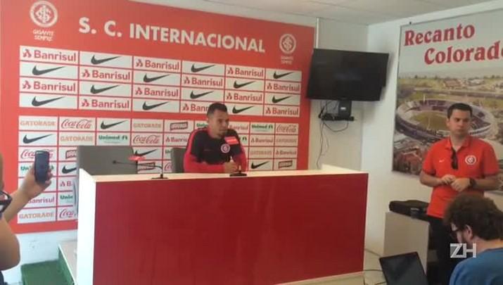 """Ceará sobre o momento do Inter: \""""Objetivo principal é pontuar\"""""""