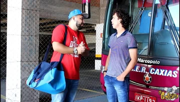 Fenômeno nas redes sociais, O Boleiro conquista fãs do futebol e atletas profissionais