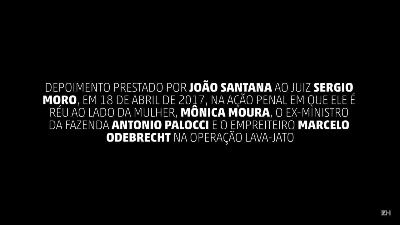 Vídeo 3 - Depoimento de João Santana a Moro - Parte 1