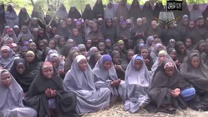 Boko Haram liberta meninas de Chibok