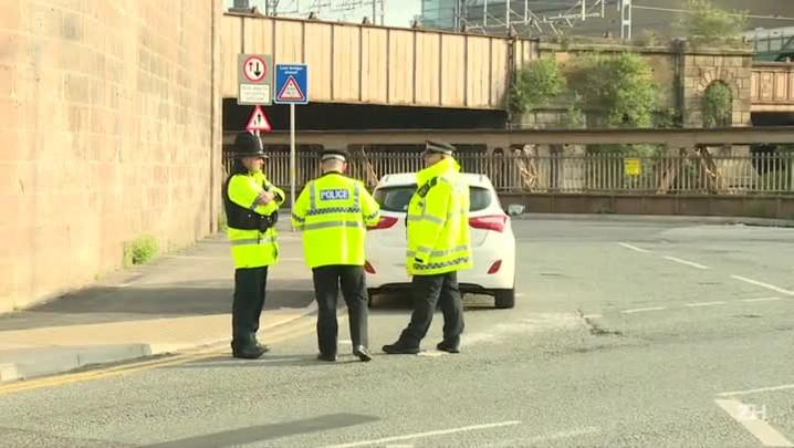 Polícia identifica o suicida de Manchester