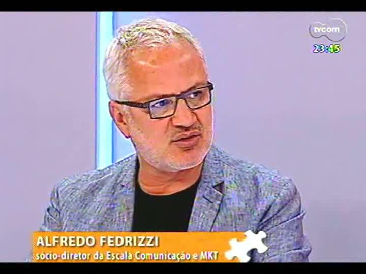 Mãos e Mentes - Alfredo Fedrizzi - Bloco 2