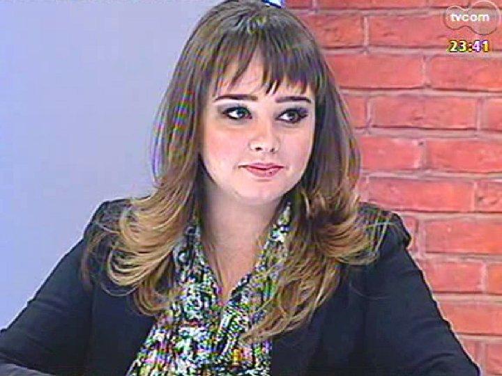 Mãos e Mentes - Débora Xavier, idealizadora do projeto Jogo de Damas - Bloco 1