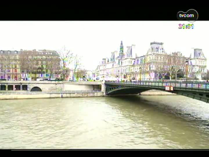 TVCOM Tudo Mais - TVCOM 360: Le Marais, Paris