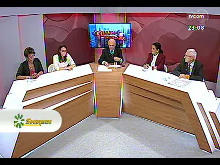Conversas Cruzadas - Resultado do Enem e os erros graves que foram apurados - Bloco 4 - 19/03/2013