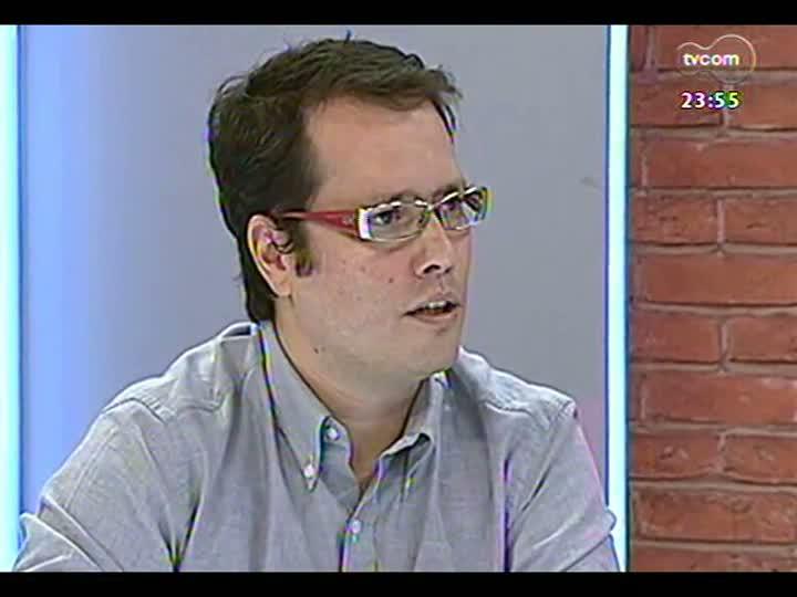 Mãos e Mentes - Jornalista e idealizador do Tchêpédia, Daniel Bittencourt - Bloco 3 - 28/03/2013