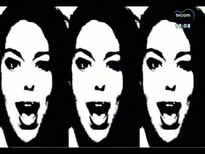 Programa do Roger - Confira o novo clipe de Ana Carolina, para a música \'Leveza de valsa\' - bloco 3 - 18/04/2013