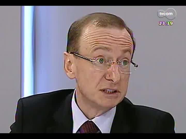 Mãos e Mentes - Presidente do Tribunal de Contas do Estado, Cezar Miola - Bloco 4 - 05/05/2013