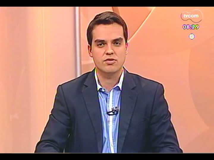TVCOM 20 Horas - Deputados federais falam sobre o projeto de nova legislação de prevenção de incêndios - Bloco 2 - 24/05/2013