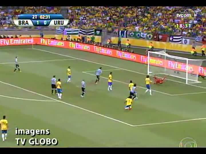 Fanáticos TVCOM - Luiz Alano e convidados repercutem a vitória de Brasil 2 x 1 Uruguai na Copa das Confederações - bloco 3 - 26/06/2013