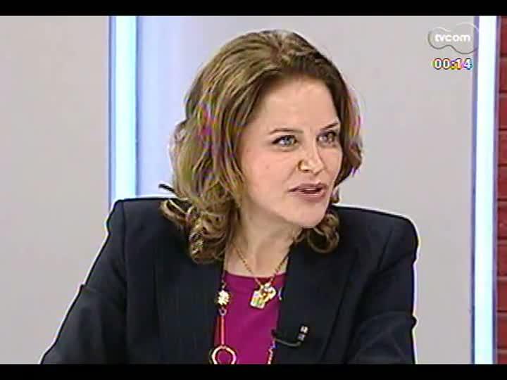 Mãos e Mentes - Secretária de Relações Internacionais da UFRGS, Liane Hentschke - Bloco 4 - 28/06/2013