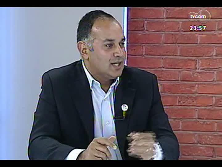 Mãos e Mentes - Diretor-superintendente da Kinder, Solimar Amaro - Bloco 3 - 12/07/2013