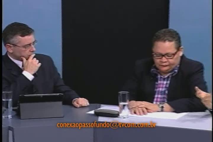 Conexão Passo Fundo discute a reforma política - bloco 2