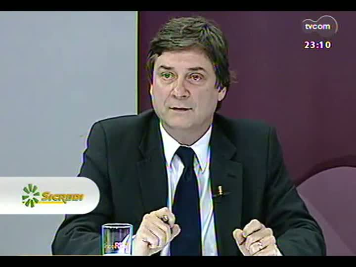 Conversas Cruzadas - Situação financeira dos municípios do RS: análise e busca de soluções - Bloco 4 - 07/08/2013
