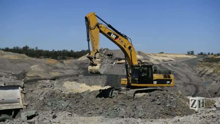 Riqueza gaúcha: o caminho do carvão da mina à geração de energia