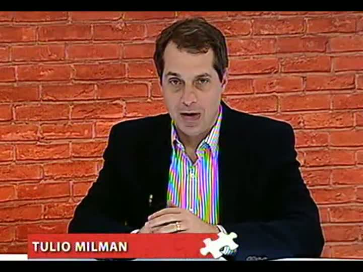 Mãos e Mentes - Inspetor técnico da Associação Brasileira de Criadores de Cavalo Crioulo, Rodrigo Py - Bloco 1 - 03/09/2013