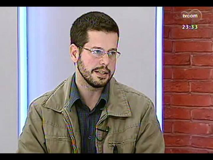 Mãos e Mentes - Veterinário e vice-presidente da Associação dos Fiscais Estaduais Agropecuários, Antônio Augusto Medeiros - Bloco 1 - 01/10/2013