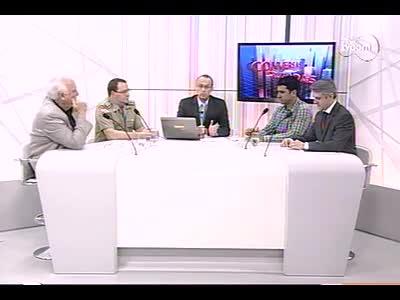 Conversas Cruzadas - Poder de polícia aos bombeiros 3ºbloco - 11/11/13