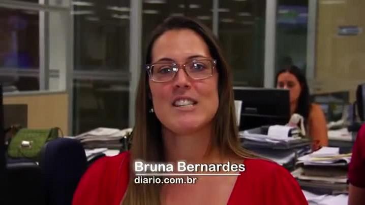 Chamadas Diário Catarinense 29 de novembro de 2013