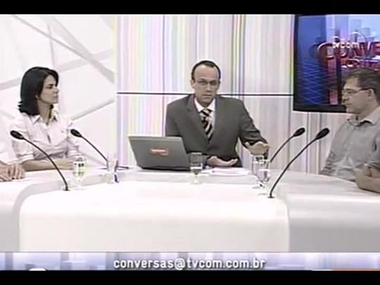 Conversas Cruzadas - 2o bloco - Empreendedorismo social - 28/11/2013