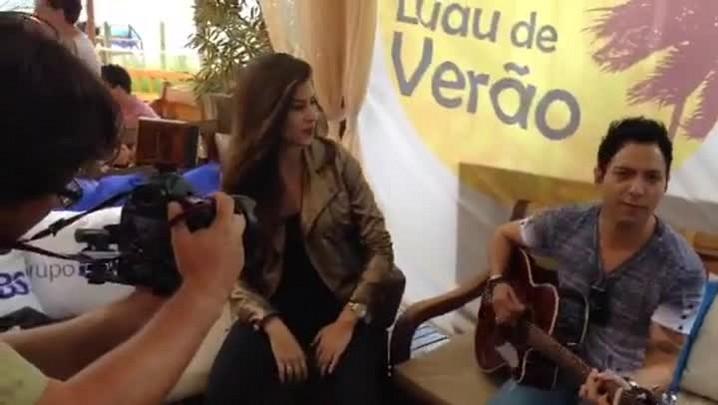 Bruna Goés convida para o Luau de Verão