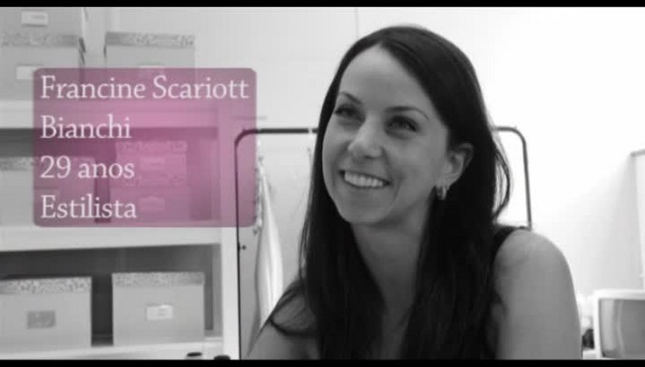 Gente que faz: Francine Scariott Bianchi