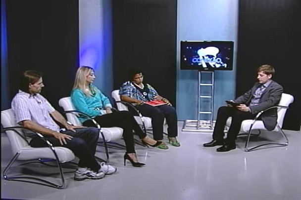 Conexão Passo Fundo fala sobre a violência contra a mulher - bloco 3