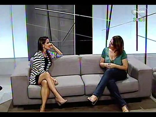 TVCOM Tudo Mais - \'Rede Social\': Fernanda Pandolfi fala sobre o Donna Fashion