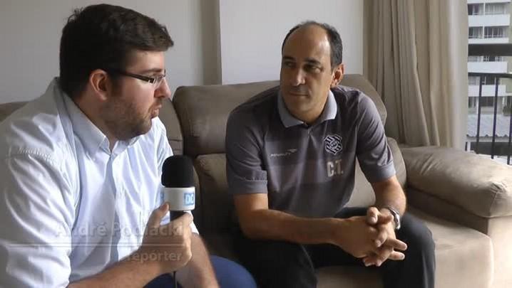 DC Esportes em Pauta: Vinícius Eutrópio fala dos planos do FIgueirense na Série A