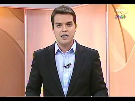 TVCOM 20 Horas - Tensão no conflito entre agricultores e indígenas - Bloco 2 - 29/04/2014