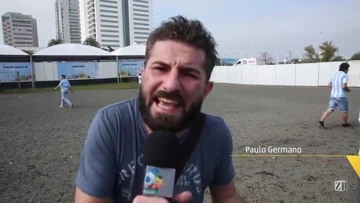 #LaCopa: por que argentinos vieram sem ingressos para os jogos?