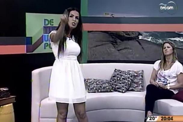 De Tudo Um Pouco - Entrevista com Anitta - 1º Bloco - 06/07/14