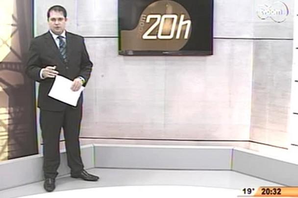 TVCOM 20 Horas - Arrecadação de impostos cresce sm SC - 3º Bloco - 16/07/14
