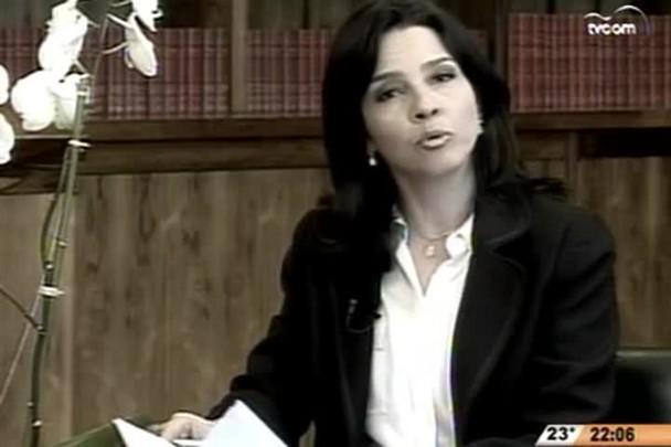 Painel RBS - Entrevista com Dilma Rousseff - 1º Bloco - 11/08/14