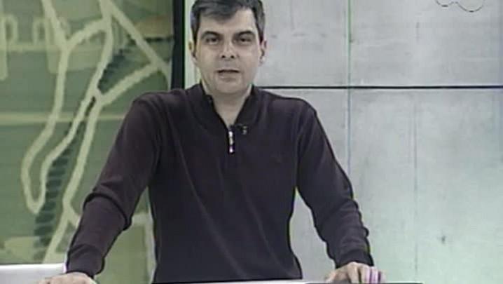 Bate Bola - Presidente do Avaí - 2ºBloco - 31.08.14