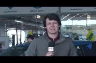Carros e Motos - Conheça o novo Volkswagen Fox - Bloco 3 - 21/09/2014