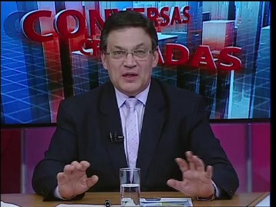 Conversas Cruzadas - Análise do desempenho dos partidos e seus candidatos no uso da propaganda eleitoral - Bloco 3 - 02/10/2014