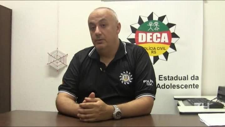 Policial fala sobre estupro na orla do Guaíba