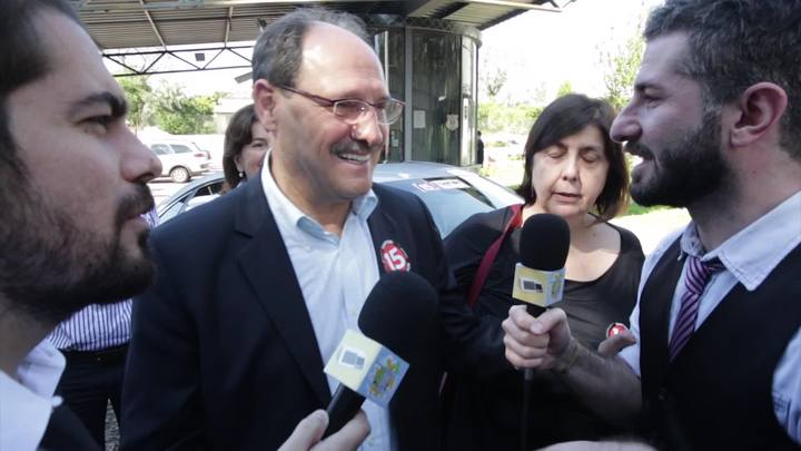 #LaUrna cobra promessa de Sartori