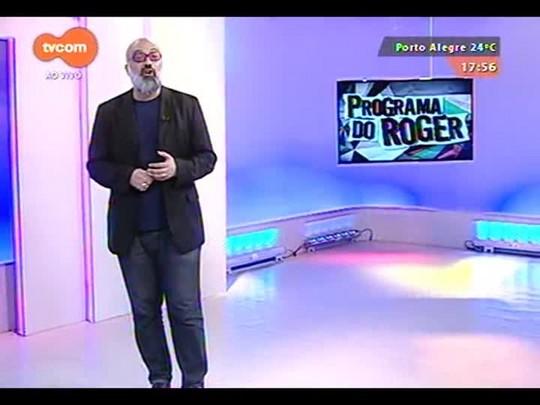 Programa do Roger - Cine Clube, estreias de cinema - Bloco 2 - 31/10/2014