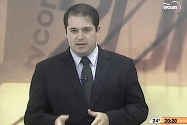 TVCOM 20h - 9 anos da votação do Estatudo do Desarmamento - 2°Bloco - 3.11.14
