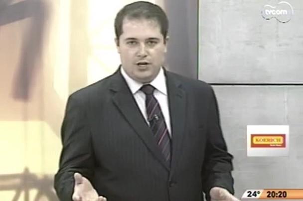 TVCOM 20h - Guarda Municipal da Capital contribuiu com pesquisa inédita sobre crack - 28.11.14