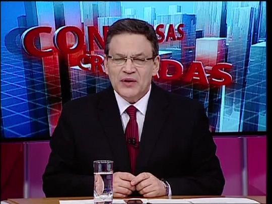Conversas Cruzadas - Os desdobramentos positivos do aumento da expectativa de vida no Brasil - Bloco 1 - 03/12/2014