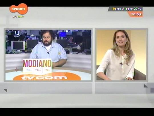 TVCOM Tudo Mais - Carlos Andre Moreira dá dicas de leitura - 31/12/2014