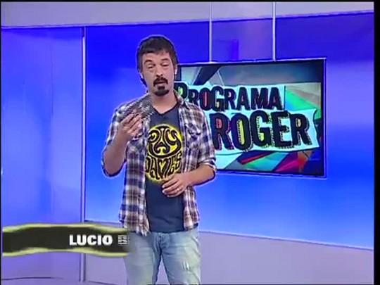 Programa do Roger - Zé do Belo - Bloco 1 - 12/01/15