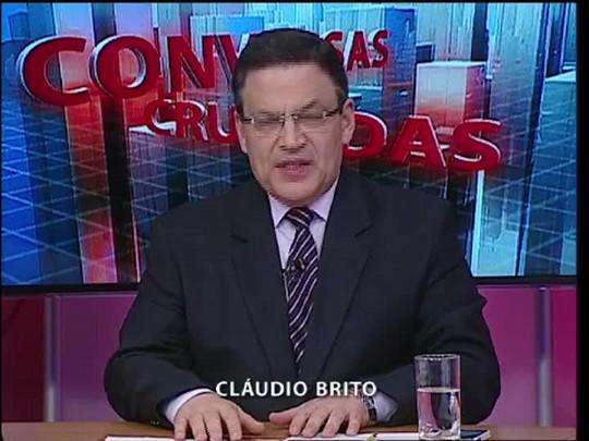 Conversas Cruzadas - Aumento nos impostos - Bloco 1 - 21/01/15