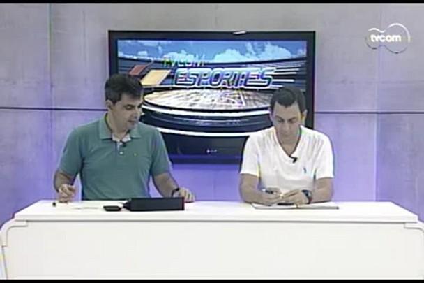 TVCOM Esportes - Criciúma volta a vencer - 19.02.15