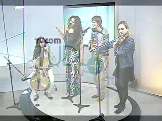 """TVCOM Tudo Mais - Documentário musical \""""Arte das Musas?\"""" reúne musicistas gaúchas"""