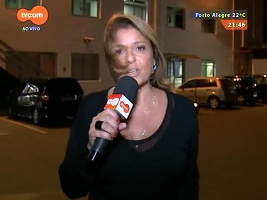 TVCOM Tudo Mais - Regina Lima sai do estúdio para entrevistar amantes da velocidade