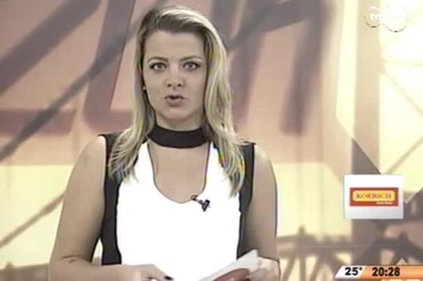 TVCOM 20 Horas - Liminar esperada para começar as obras de penitenciária em Imaruí não foi concedida - 04.06.15